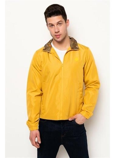 Jack & Jones Jack Jones Erkek Jorvıctor Jacket 12167800 Sarı